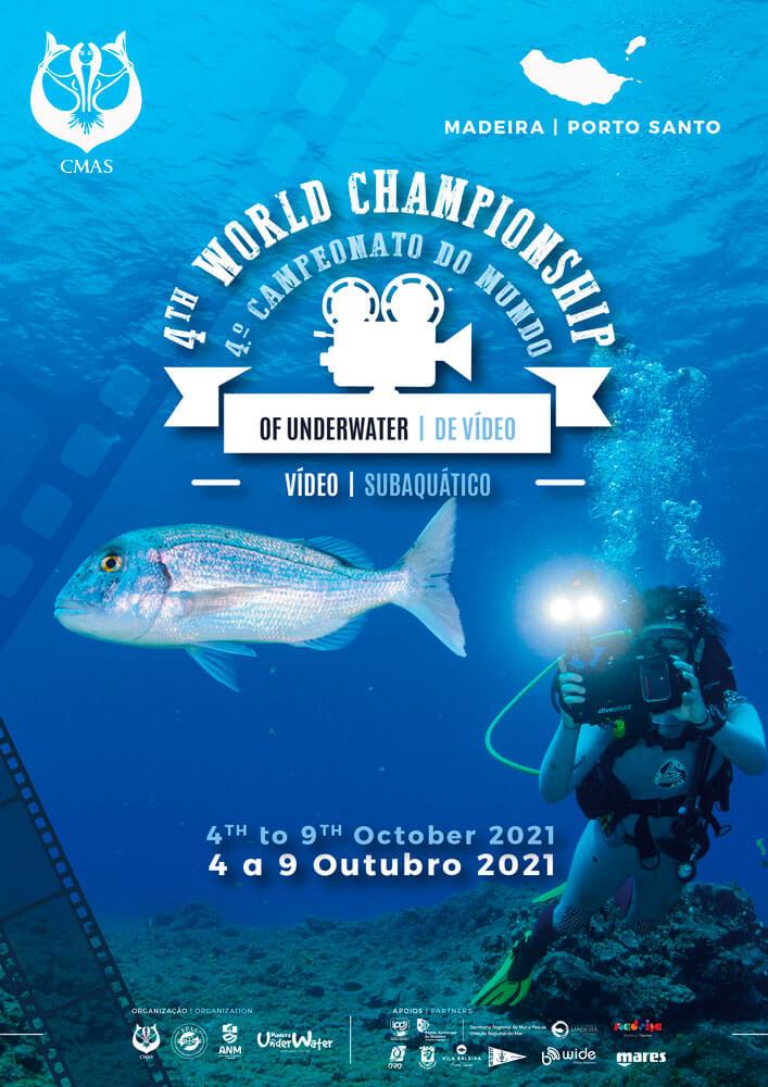 4º Campeonato do Mundo de Vídeo Subaquático